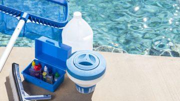 نکاتی برای نگهداری آب استخر