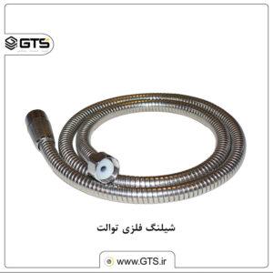 شیلنگ فلزی توالت